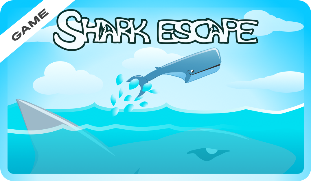 Escape the hungry shark in this thrilling new escape game!